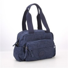 TEGAOTE Bags Handbags Women Famous Brand Solid Shoulder Bag Female Small  Summer Beach Bag Nylon Purse c664f7678d
