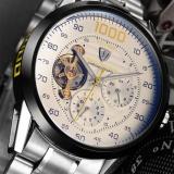 Tevise Brand Fashion Luxury Men's Mechanica Watches Automatic Skeleton Watch Clock Male Business Waterproof Relogio Masculino F8378-002 - intl | Lazada PH
