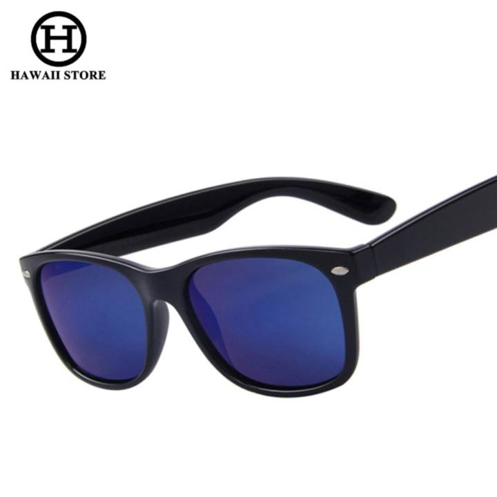 Top Brand Designed Polarized Sunglass Classical Retro Rivet Shades Sun glasses UV400 - Intl