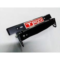 TRD Tilting License Plate Holder