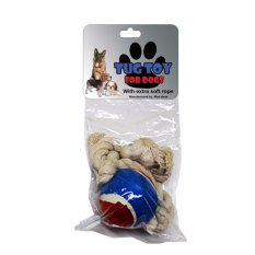 Tug Toy Dog Chew Toy By Bewell Nutraceuticals Corporation.