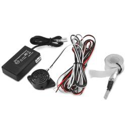 U301 Auto Electromagnetic Back-Up Parking Sensor (Black)