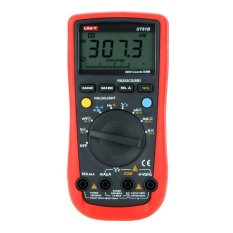Uni-T Ut61b Modern Digital Multi Meter Multi-Purpose Handheld Ac Dc Tester - Intl By Litao.