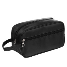 Unisex Men Women Portable Waterproof Big Capacity Travel Toiletry Bag Wash Shaving Bag Makeup Grooming Toilet