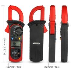 Unit Ut201 Digital Clamp Multi Meter Tester Dmm Ac Dc Volt Ohm Multi Meter - Intl By Dueplay.