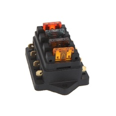 car fuse for sale auto fuse online brands, prices \u0026 reviews inuniversal car truck vehicle 4 way circuit automotive middle sized blade fuse box block holder