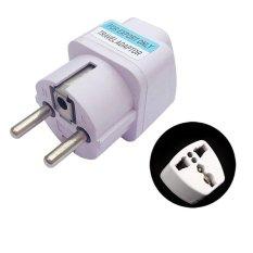 Universal German Standard Plug Socket Adapter Converter Practical - intl