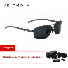 f00b4b043d3 VEITHDIA Brand Polarized Men s Sunglasses Aluminum Frame Sun Glasses Eyewear  Accessories For Men 2458