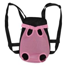 Ventral Carry Bag For Dog Cat Pet M Pink - Intl By Lapurer.