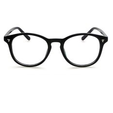 548b64eeb2 Vintage Men Women Eyeglass Frame Glasses Retro Spectacles Clear Lens  Eyewear R Black