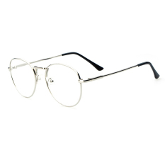Vintage Unisex Eyeglass Frame Glasses Retro Spectacles Clear Lens Eyewear -  intl 046653c91a