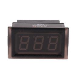 Waterproof DC3.3-30V LED Voltmeter Digital Volt Meter Gauge Green