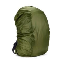 25eee1277d Waterproof Dust Rain Cover Travel Hiking Backpack Camping Rucksack Bag Army  Green 55L - intl