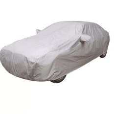 Waterproof Lightweight Nylon Car Cover For Sedan Cars By Doraemon.
