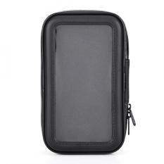 Waterproof Motorcycle Motorbike Mount Holder Phone Case Bag L-Size on