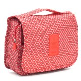 Waterproof Travel Toiletry Pouch Organizer Bag Case (Multicolor) - thumbnail 4