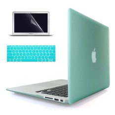 """Welink 3 in 1 Apple MacBook Air 11"""" Case / Soft-Touch Plastic Hard"""