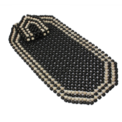 Wooden/Beaded Car/Taxi/Van Front Seat Cover/Cushion