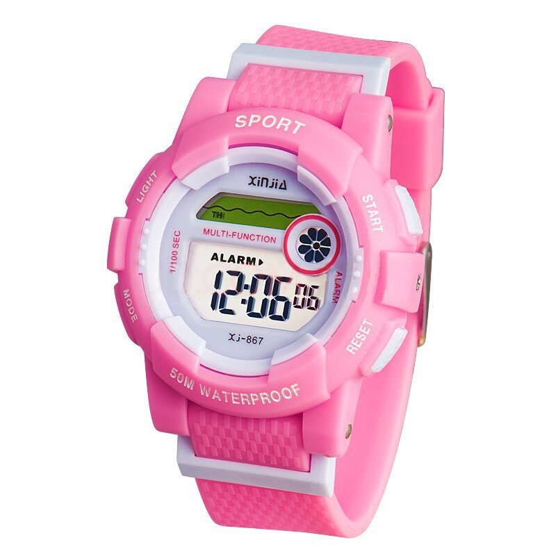 XINJIA Water Resistant Sports Digital Wrist Watch 867