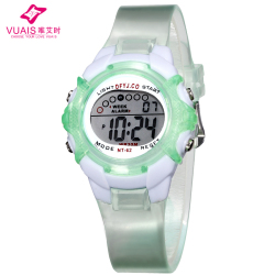 Vuais Korean-style Girls' Multifunction Water Resistant Wrist Watch