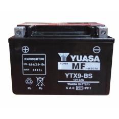 Yuasa Ytx9-Bs ( Mf9-B ) Maintenance Free Motorcycle Battery By Hobbies N Stuff.
