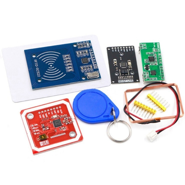 Bảng giá NFC Wireless Module Supports Communication with Mobile Phones PN532 RDM6300 RC522 RFID V3 Module Development Board Phong Vũ