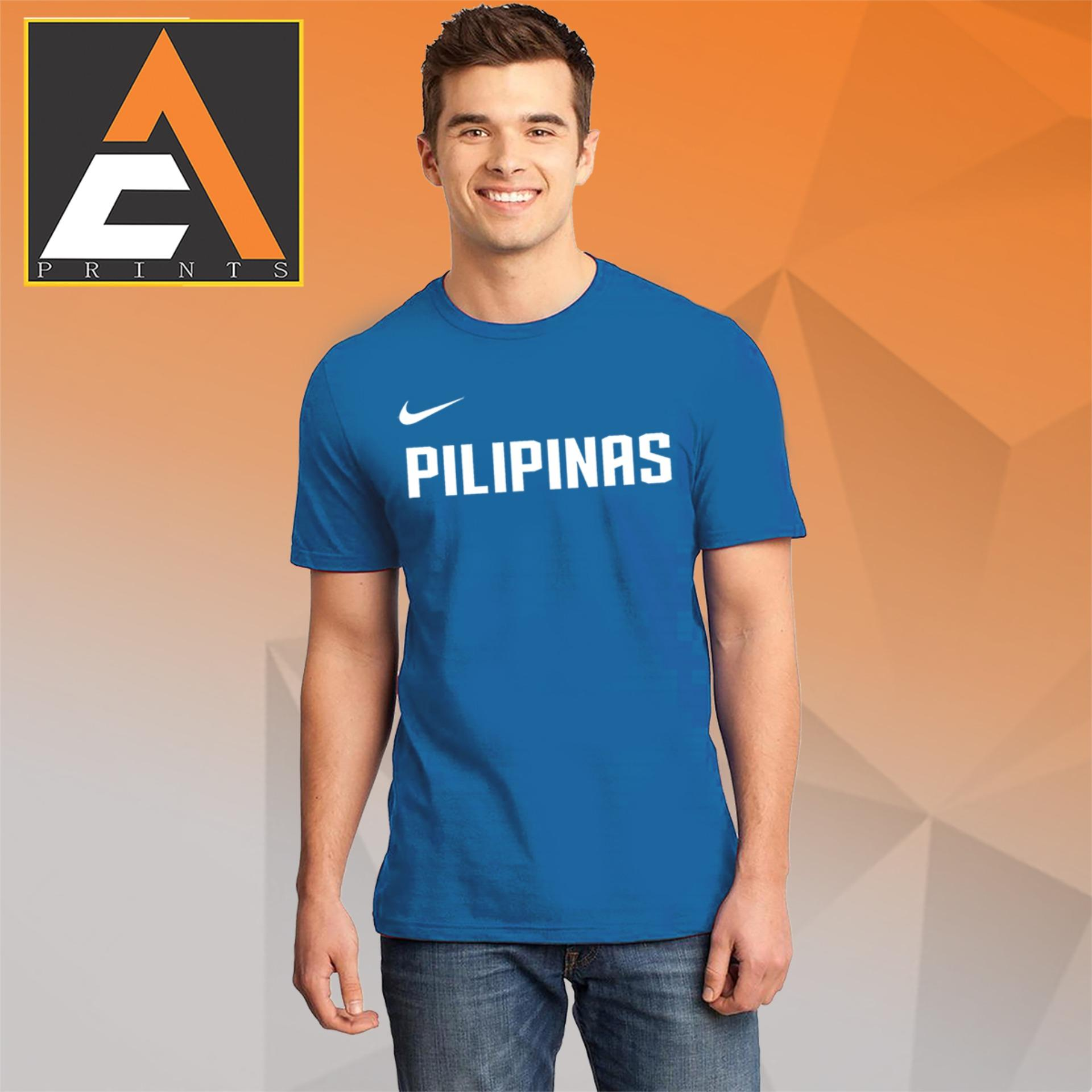 1b9129b6a38 Gilas Pilipinas t shirt Basketball Shirt Unisex(Men Women)(Male Female