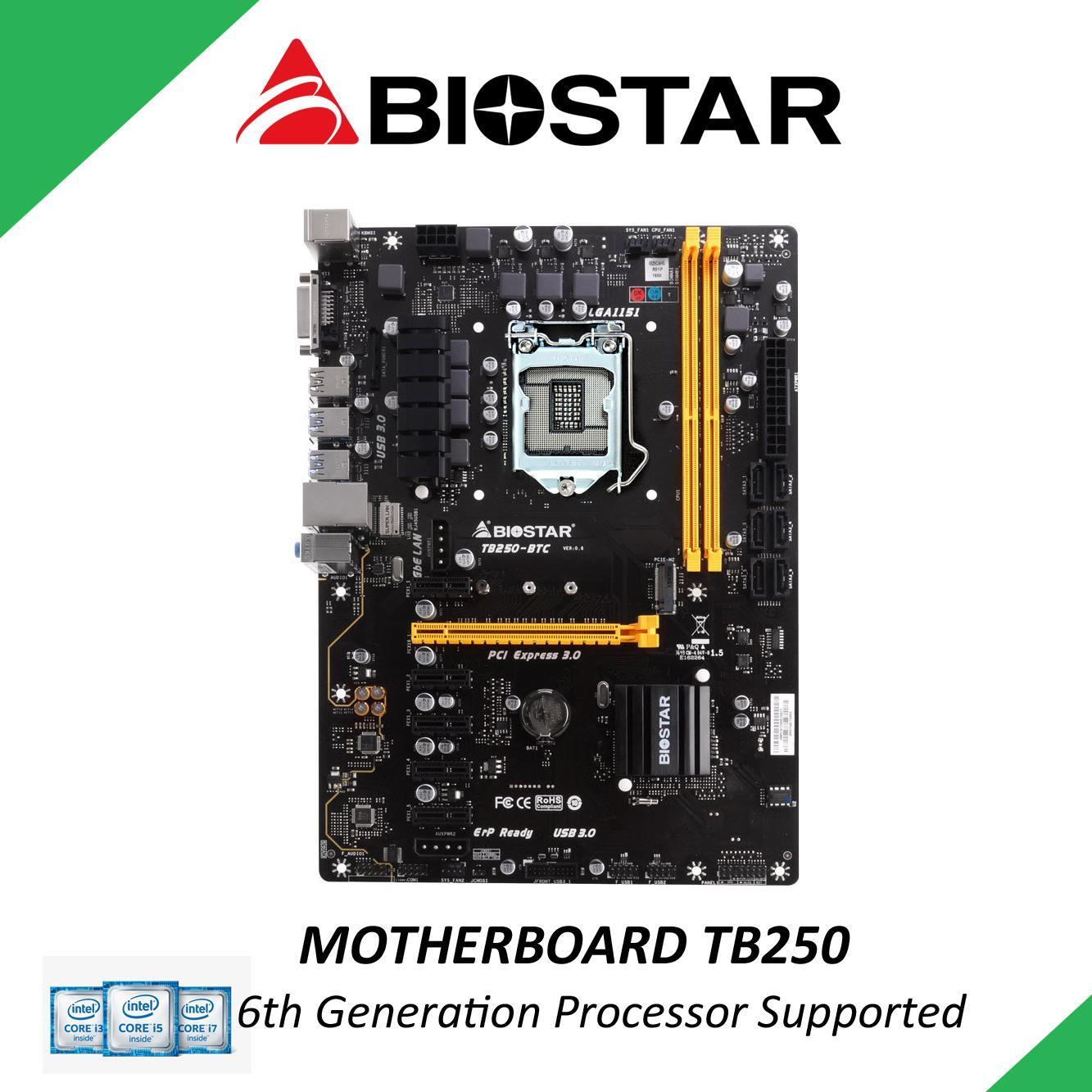[Mother board] Original B250(1151) mother board