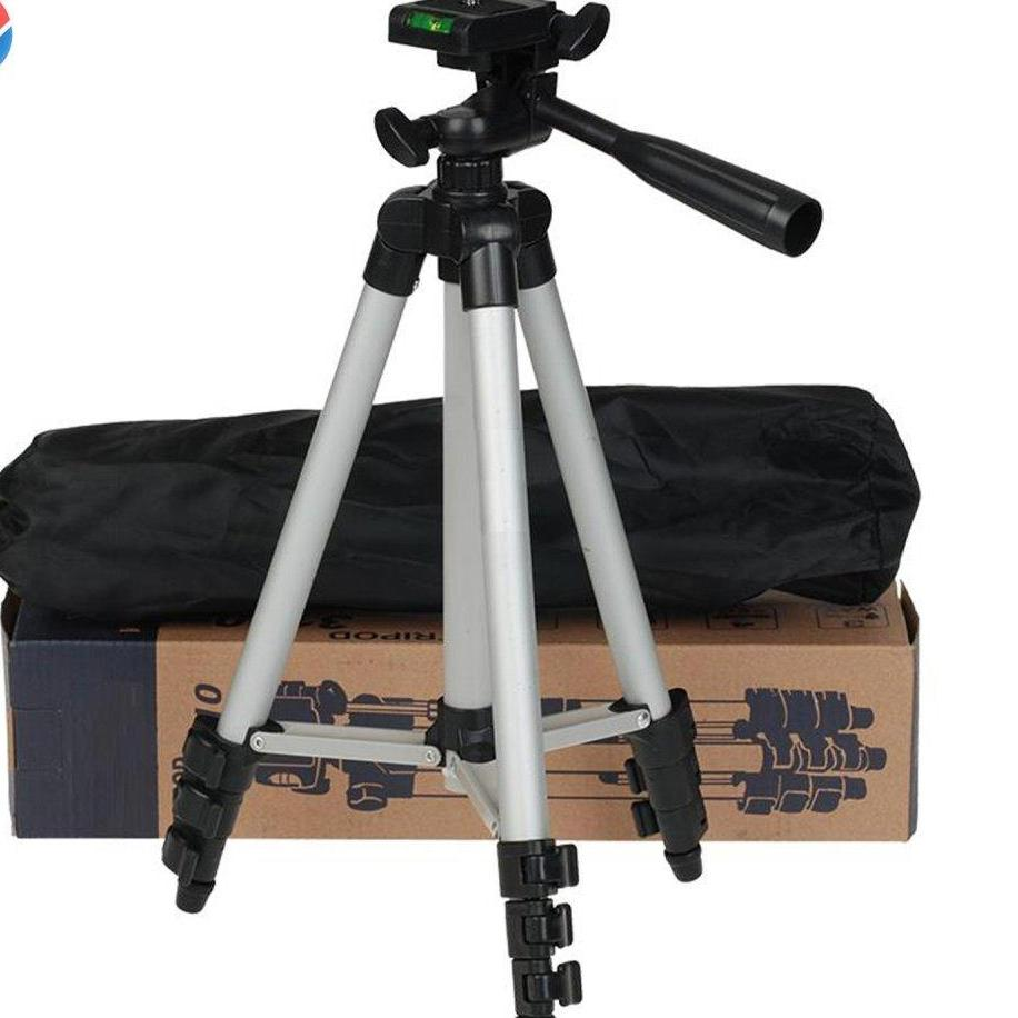 Aluminum Tripod Stand For Camera/DSLR/Camcorder 3110