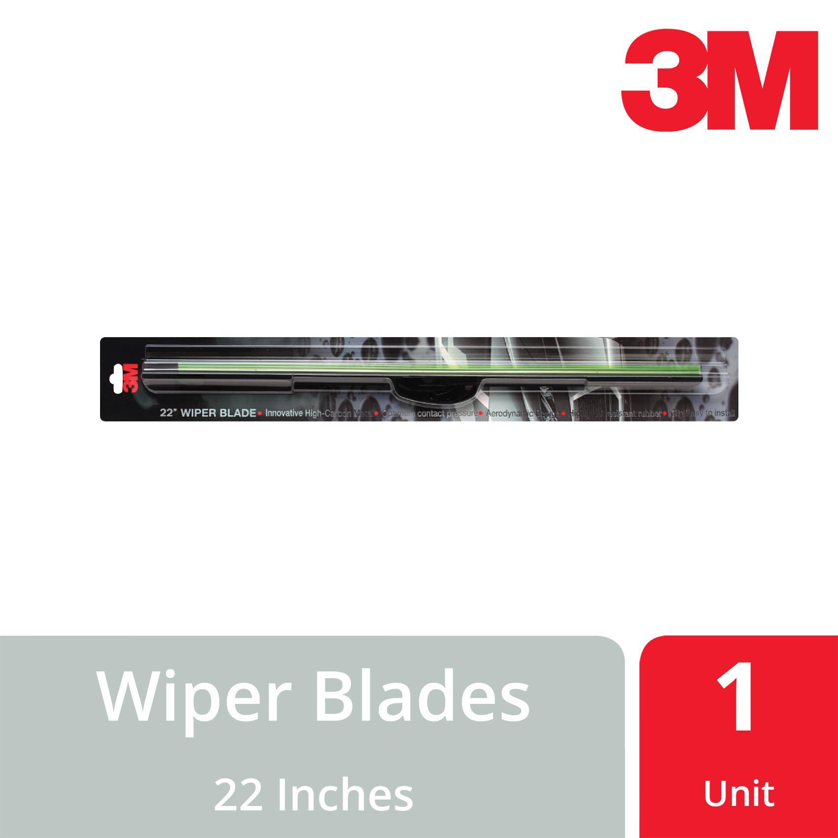 3m Frameless Wiper Blade 22 Per Pcs By Bankable Marketing Shop.