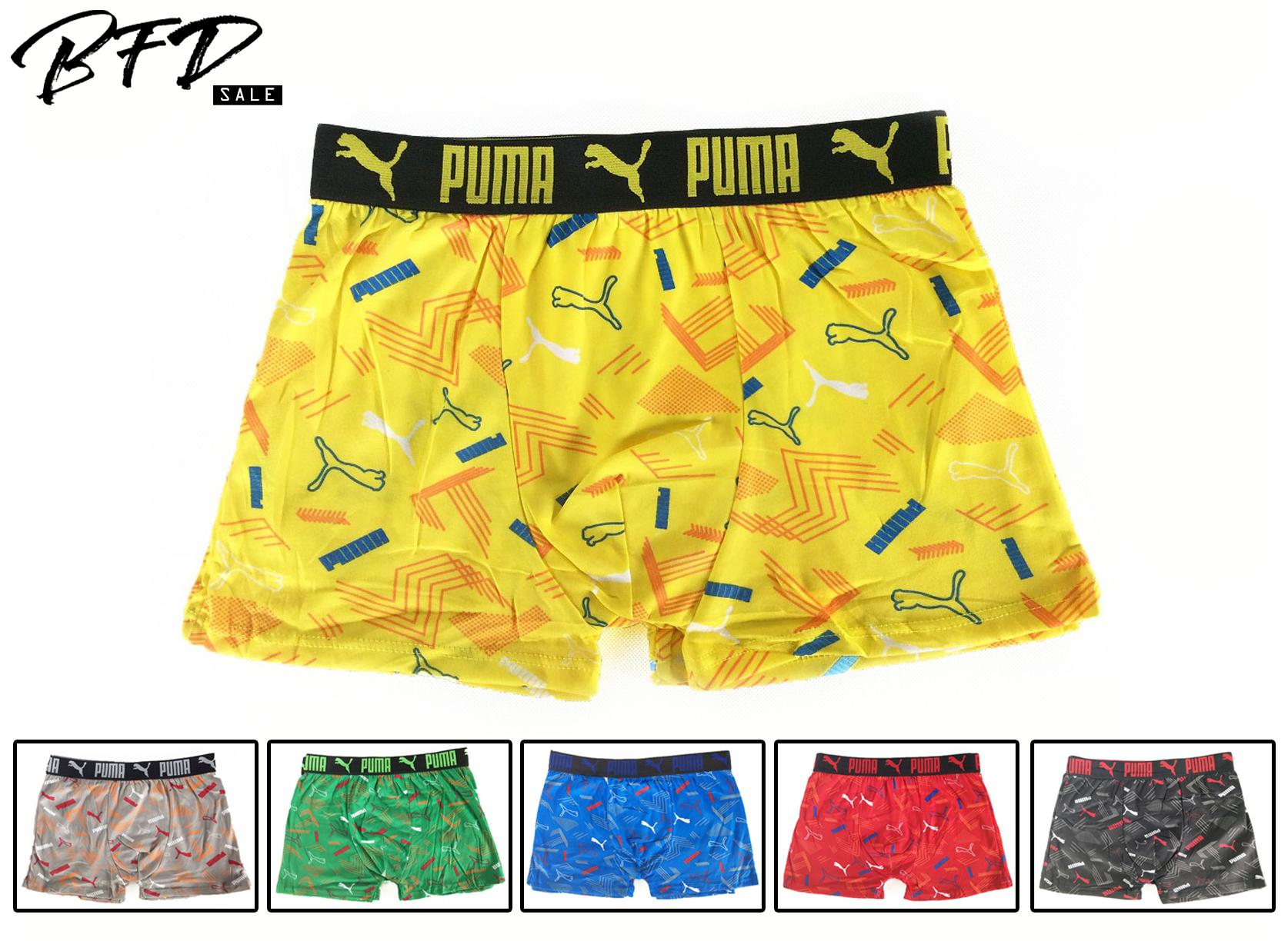 6 Pcs Mens Cotton Boxer Shorts / Brief / Underwear / Trunks By Direct Factory Sales.