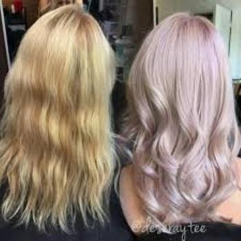 Purple Toner Keratin By 91.
