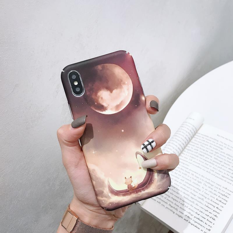 HARDCASE MOONLIGHT DREAM FOR OPPO A37 A39/57 A71 A83 A3S F1S/A59 F3