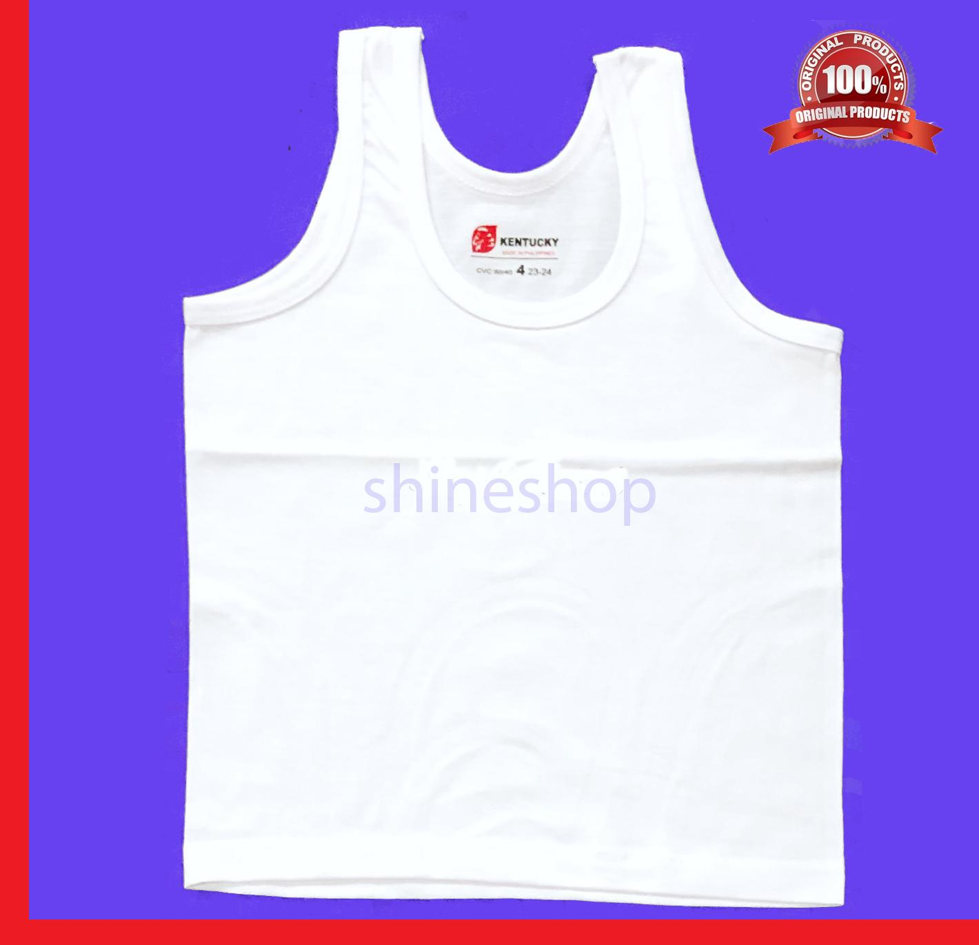 Kentucky White Sando For Kids (set Of 2) By Shineshop999.