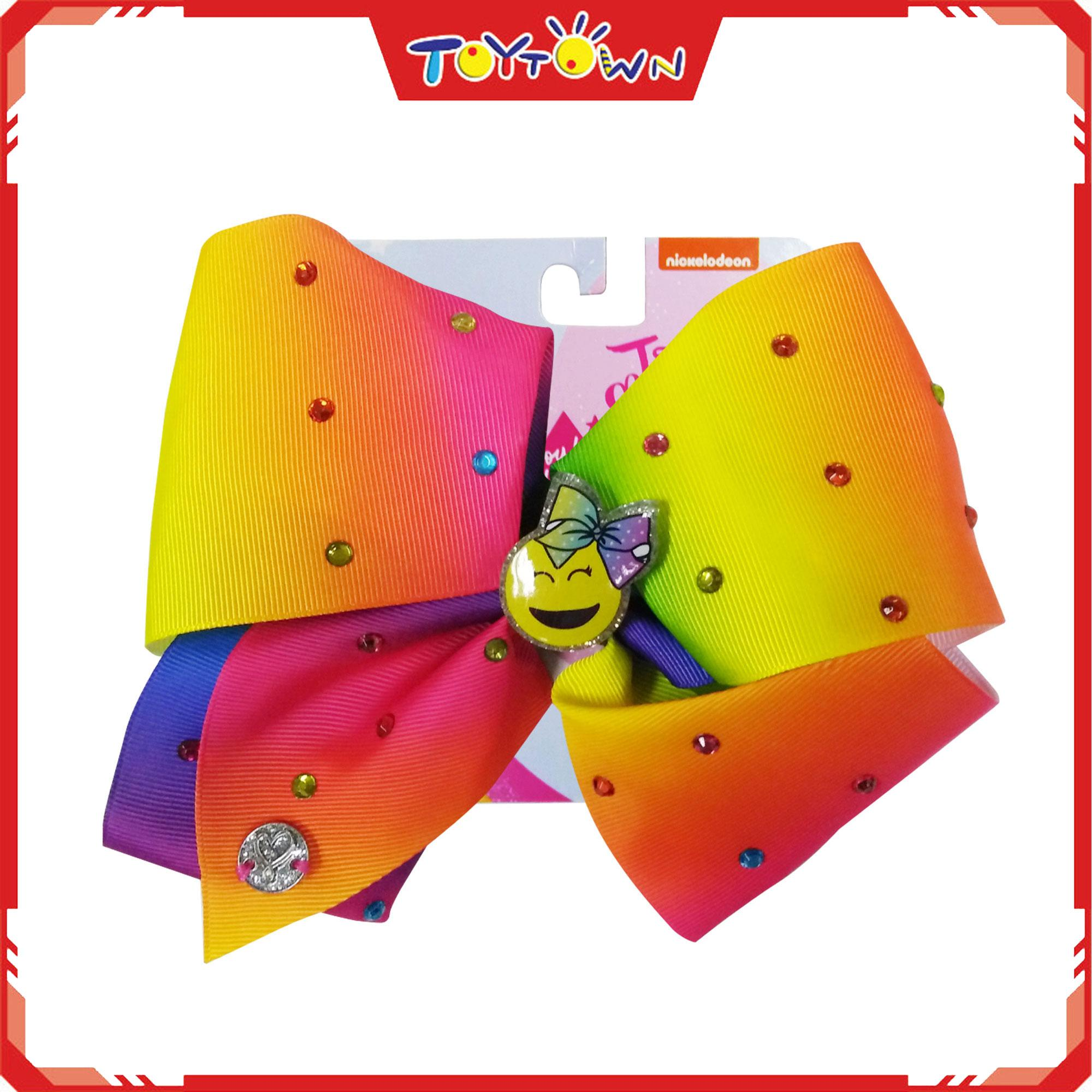 Jojo Siwa Printed Grossgain Rainbow By Toytown 2.