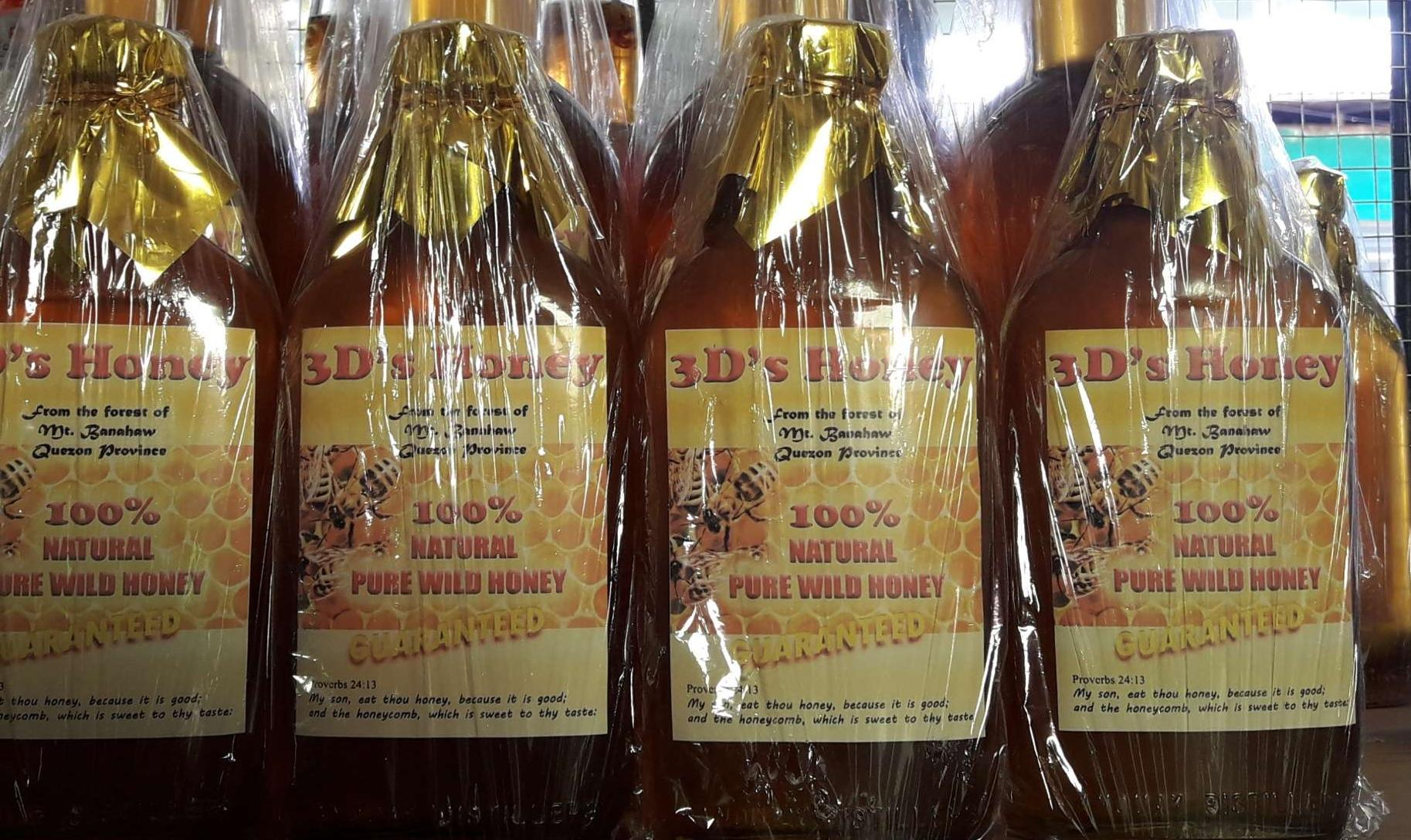 Natural Pure Wild Honey By Leedaes Home2.