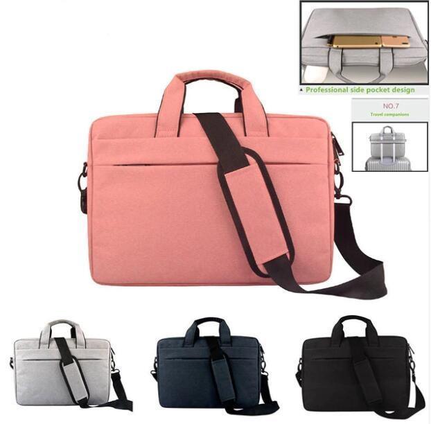 bb0a16daf40 Laptop Bag Shoulder Bag IPAD Pouch Water Proof Computer Case Travel Bag  School Bag Business Bag