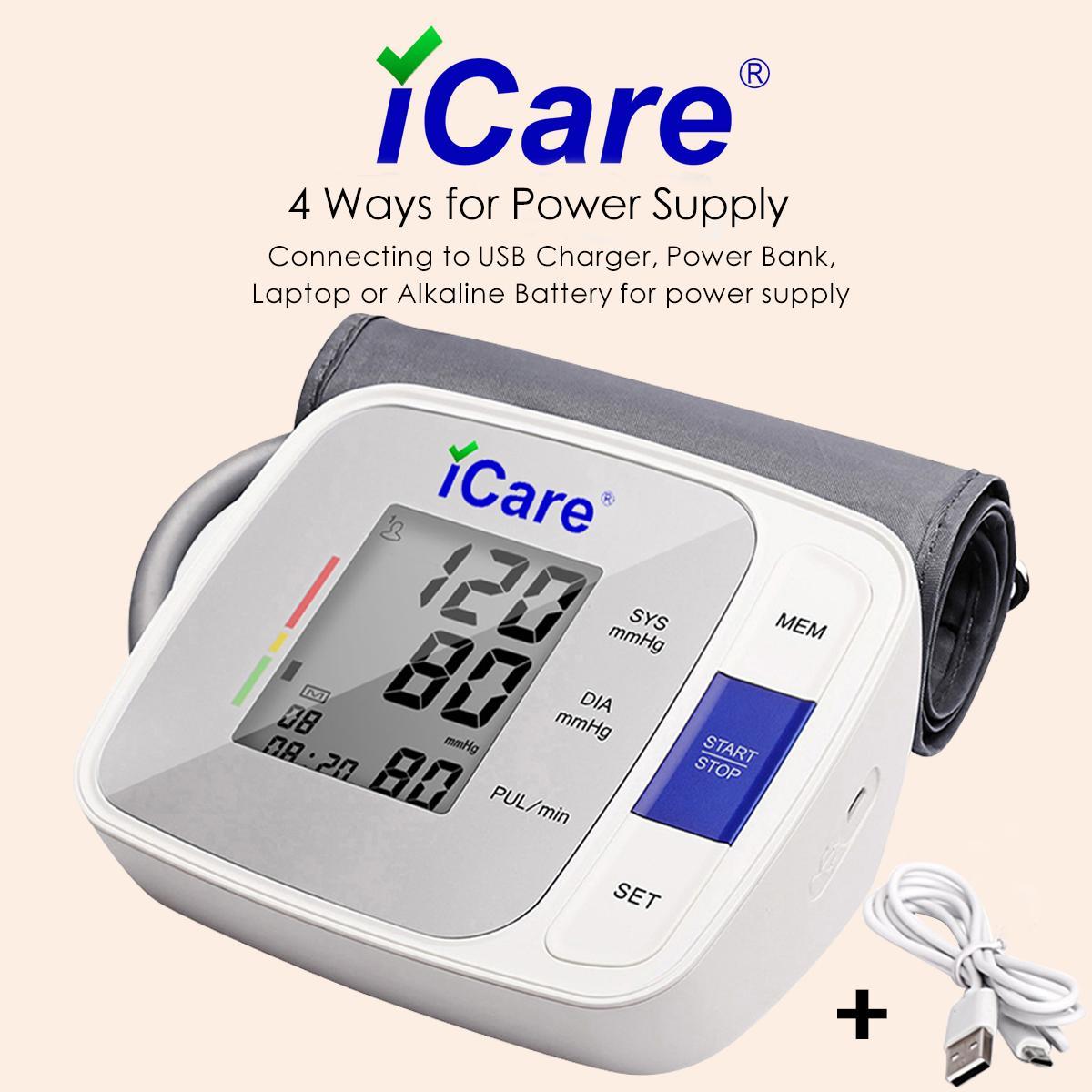Household Health Monitors Beautiful Doctor Medical Equipment Cardiology Blood Pressure Monitor Meter Tonometer Cuff Stethoscope Kit Travel Sphygmomanometer