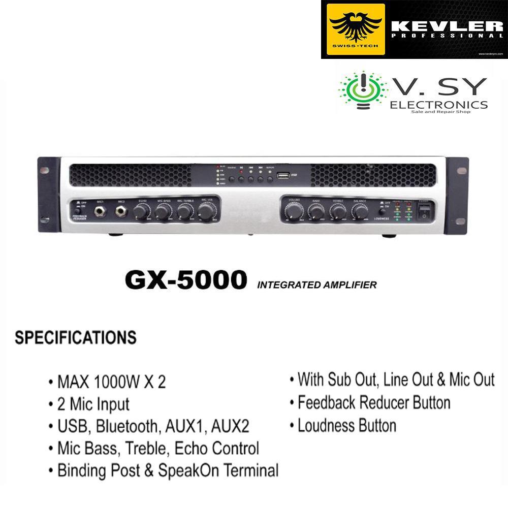 Kevler Philippines -Kevler Audio Amplifier for sale - prices