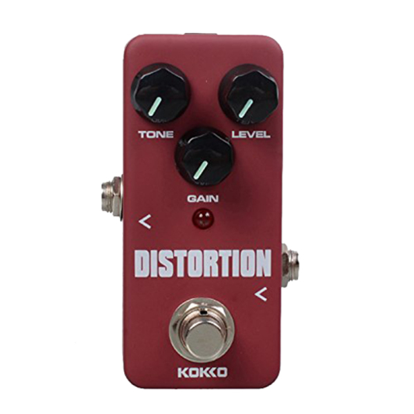 KOKKO Mini Portable Distortion Guitar Effect Pedal- FDS2 Malaysia
