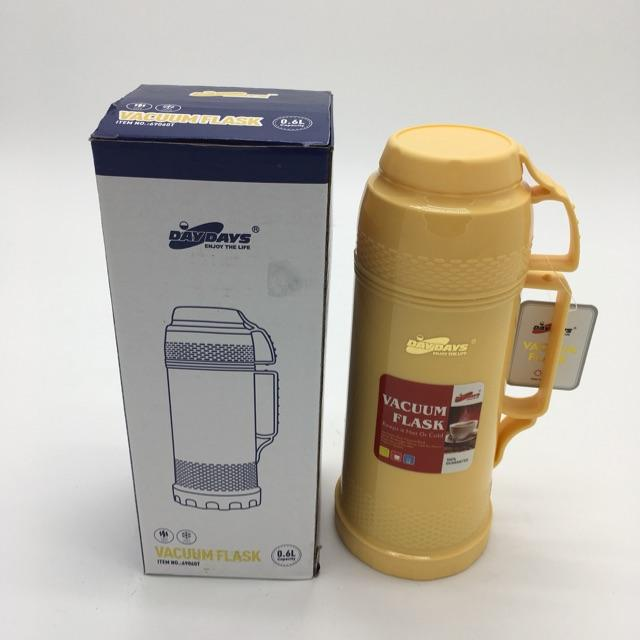 Vacuum Flask Thermos 69060t 0.6l By Mscorporation.