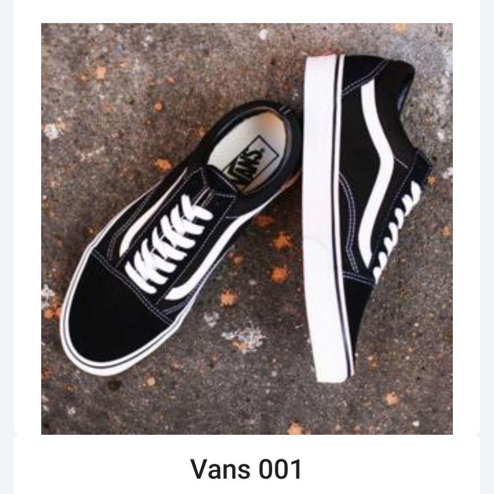 Vans Old School Core Men's Shoes