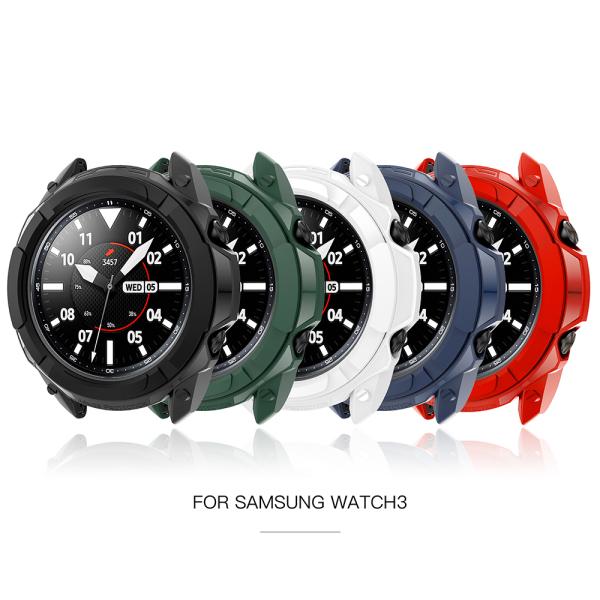 Vỏ Giáp Bảo Vệ Samsung Galaxy Watch3 Có Thể Xoay Vòng 41Mm R850 Vỏ Chống Rơi 45Mm R840