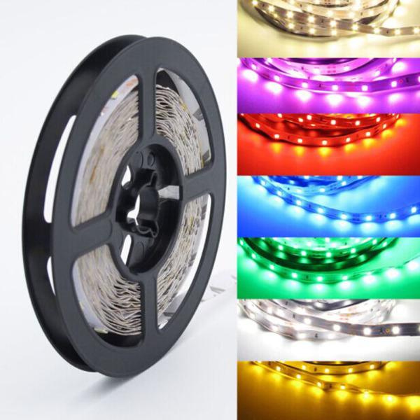 Bảng giá Dây Đèn LED Chống Nước 12V, 5M 300 Đèn Led 5M Linh Hoạt Cho Thuyền/Xe Hơi/Trang Trí Nhà Cửa