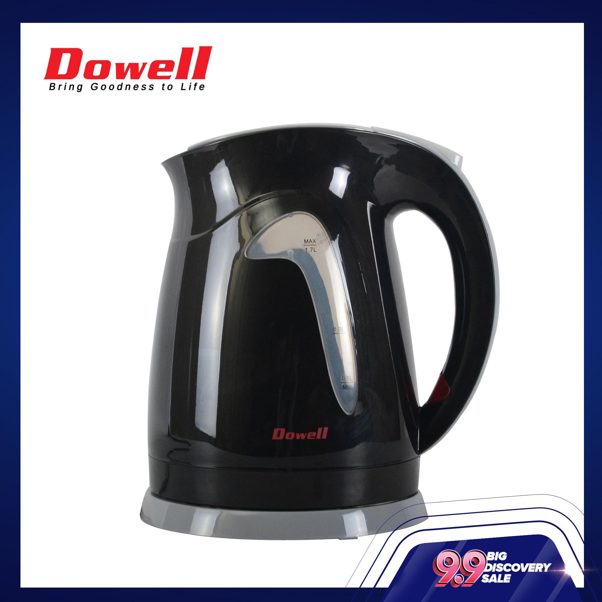 Dowell Ek 176 1 7 Liter Electric Water Heater Kettle