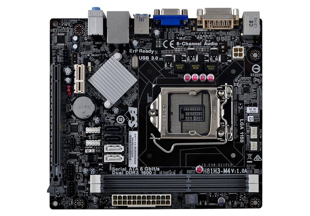1150 motherboard (4thgen)(used)