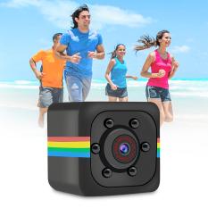 AIearth — Camera Mini SQ11 Camera Nhỏ Ngoài Trời HD 960P Máy Quay Video Siêu Nhỏ DVR Tầm Nhìn Ban Đêm Cảm Biến Máy Ghi Hình Chuyển Động DV Hỗ Trợ Thẻ TF Ẩn