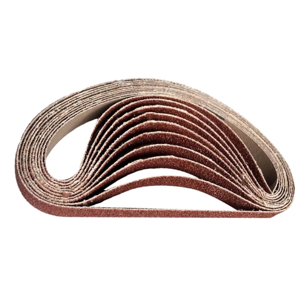20Pcs Grinding And Polishing Replacement Sanding Belt Grit Paper For Angle Grinder Machine Abrasive Tools Accessories Tools(60#, 120#, 240#, 400#, 600#X4Pcs)