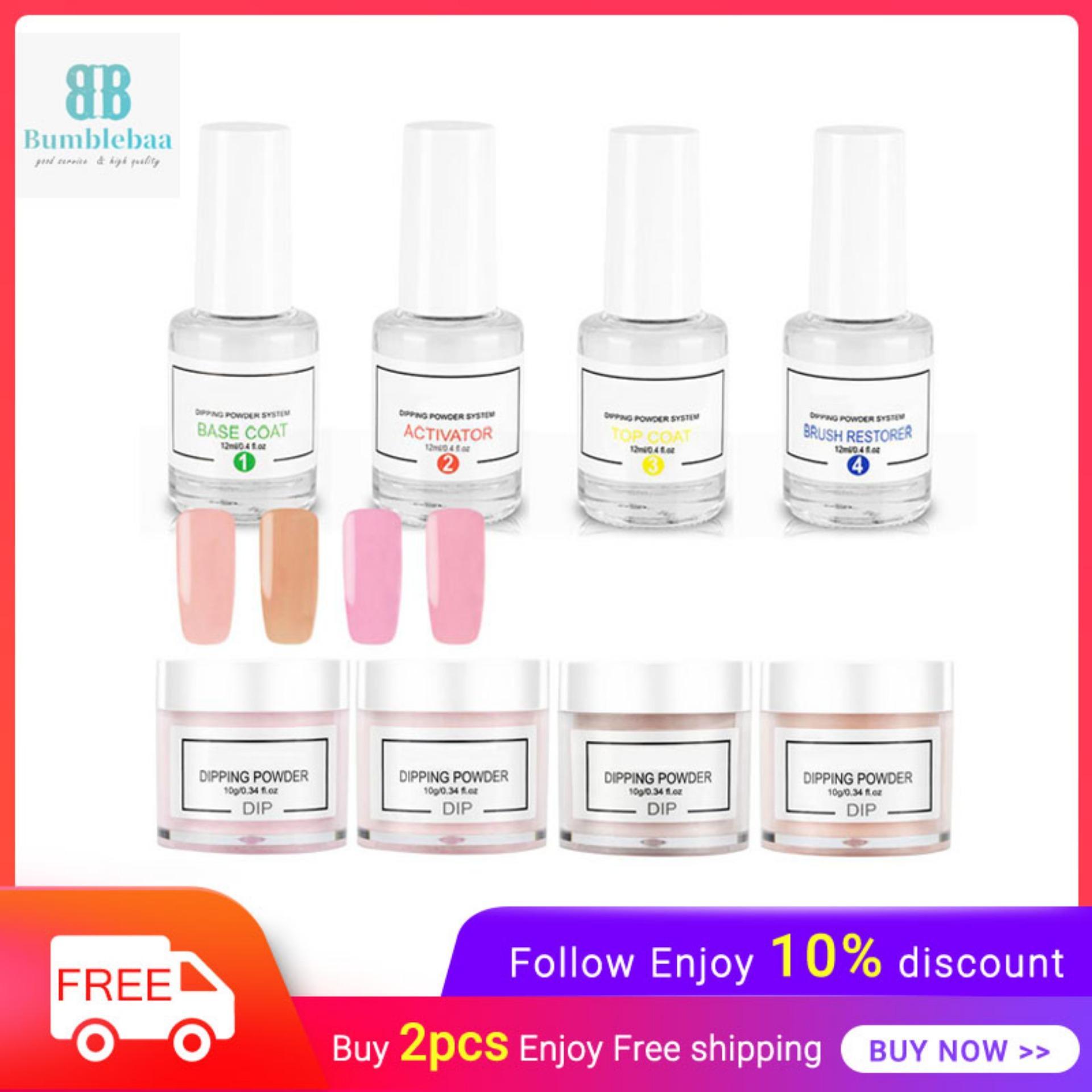 Bumblebaa ROSALIND 10ML Fairy Dipping Infiltration Powder Nail Manicure Set