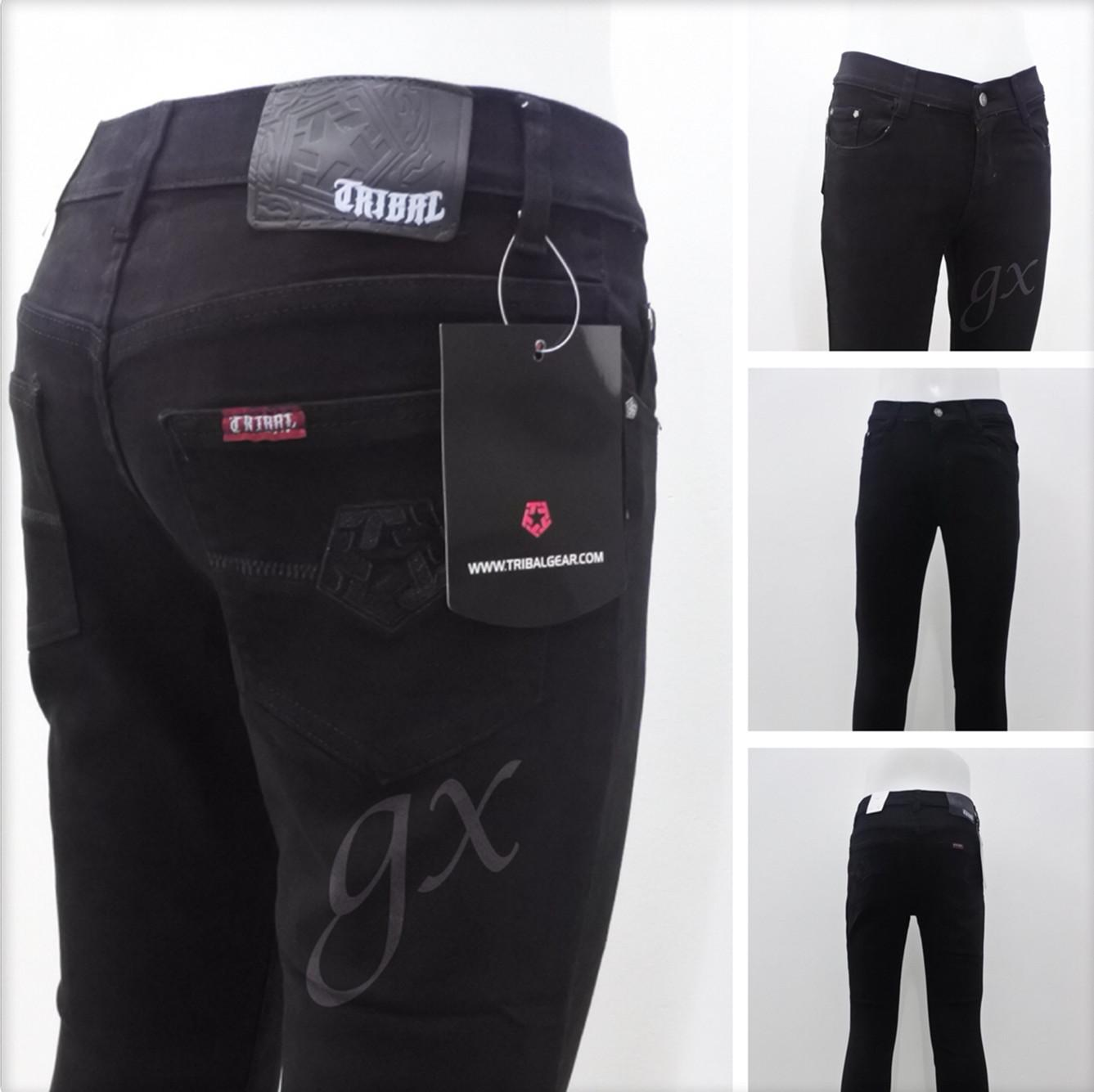 d498f951cfac06 Sk Fashion Mens Black strach Skinny jeans, Comfortable, Trendy Jeans Pants